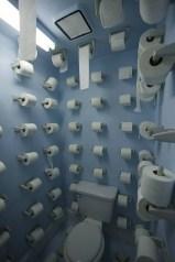 11.) Nunca mas usaras papel de baño.