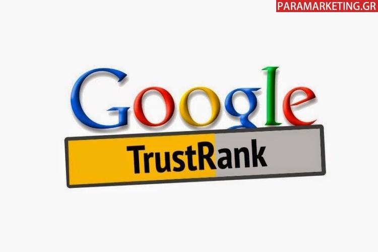 Google Trust Rank