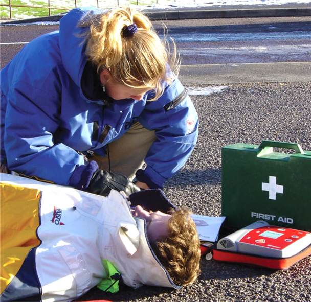 First Aid Response