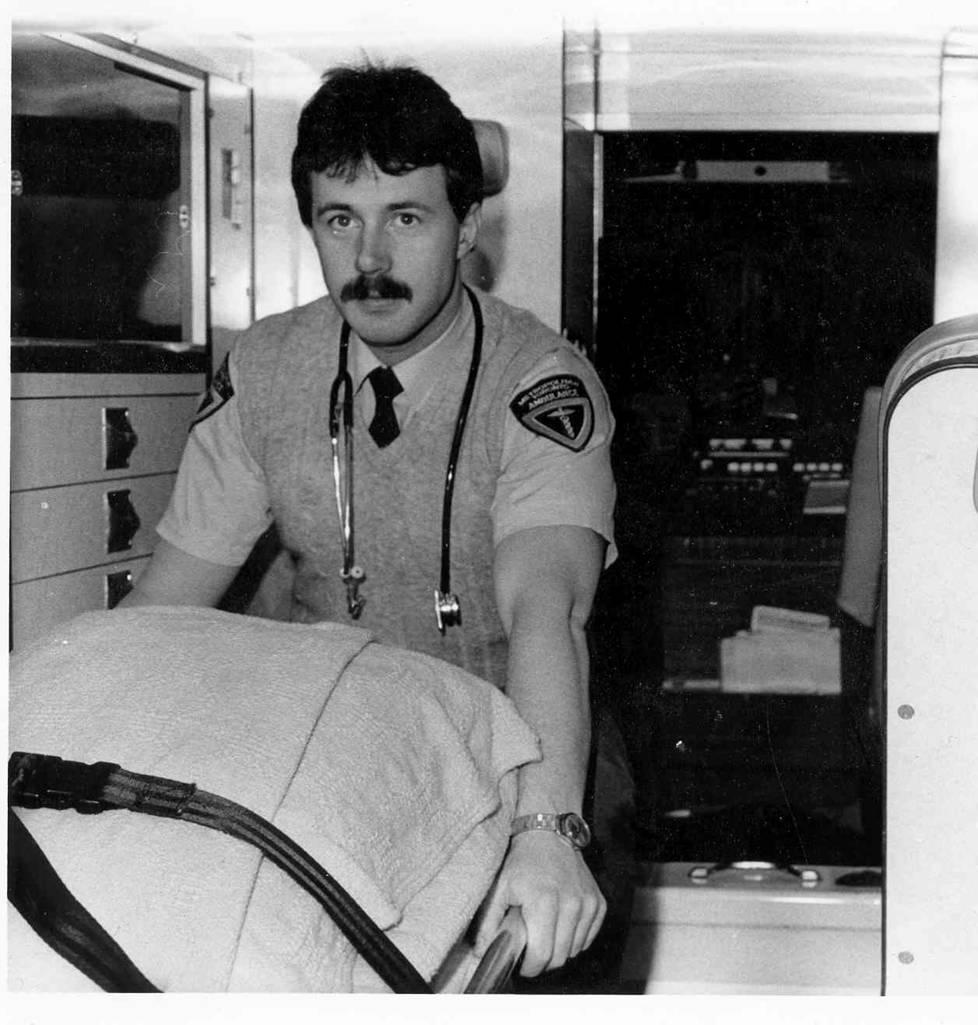 Toronto Ambulance Service, 1984