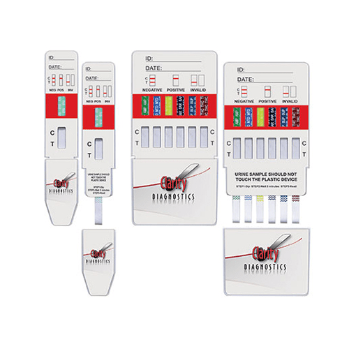 Drug Test Check Dip Card 12 Panel 25 count