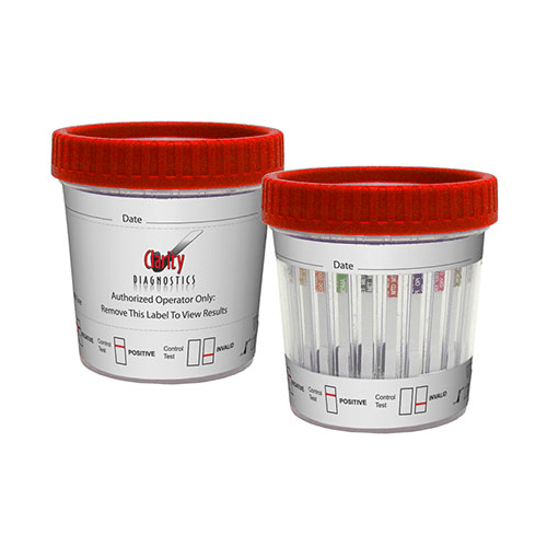 Drug Test / Check Cup 5 Panel