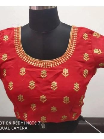 Banglori Satin Readymade Blouse