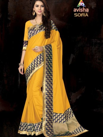 Handloom Cotton Soft Silk Saree