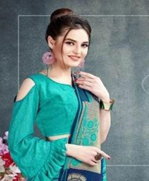 Rennial Printed Saree