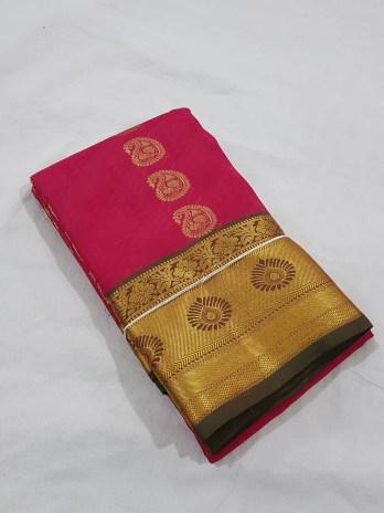 Kanchipuram Pure Silk Saree