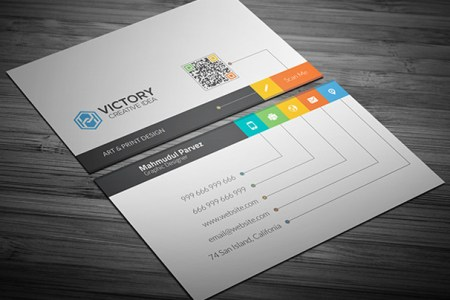 Free Business Card Template PSDs for Photoshop 100  Free Downloads     a next generation business card template for your modern venture  It  has come up with high quality and amazing designs  Besides  It is available  in PSD