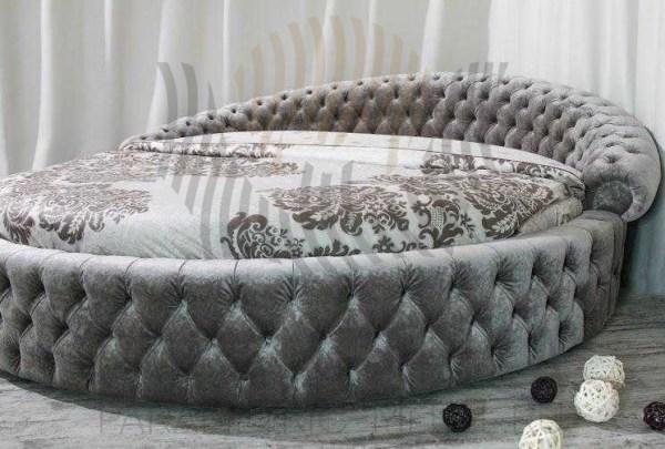 Круглая кровать Letti
