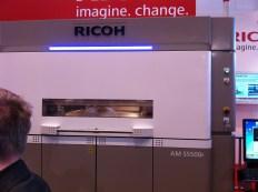 Ricoh ipari SLS 3D nyomtató