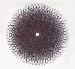 Parametric Drawing with Dong-A Anyball 1.4 mm