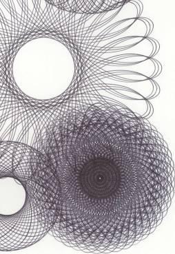 Anomaly parametric drawings.