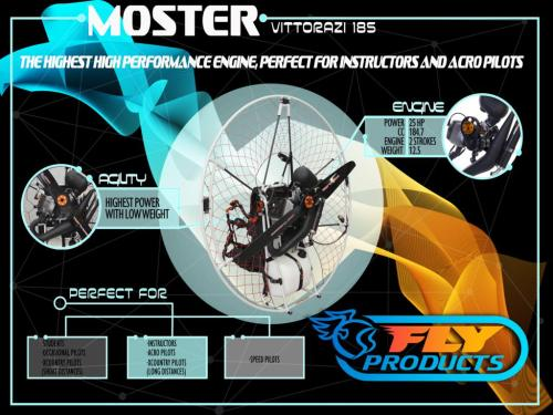 Paramotor Moster