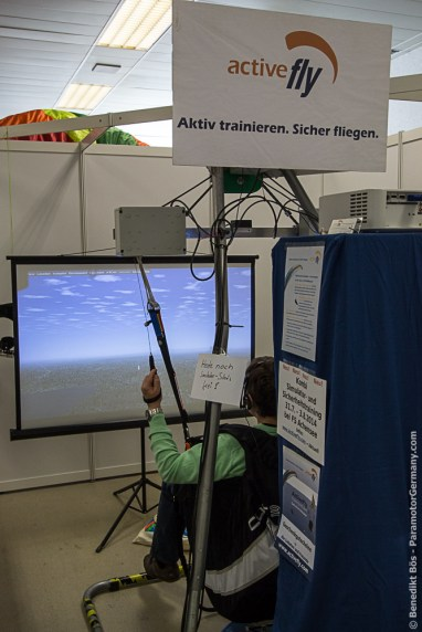 Activ Fly Simulator