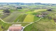 The field near Waldzell with Takeoff Area and Pylon Display