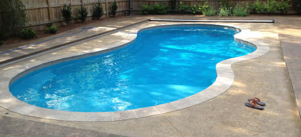 Kafko Capistrano Inground Pool