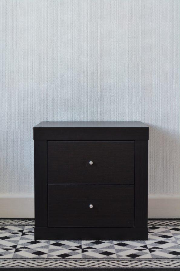 Ikea Hack Transformer Une Table De Nuit Expedit
