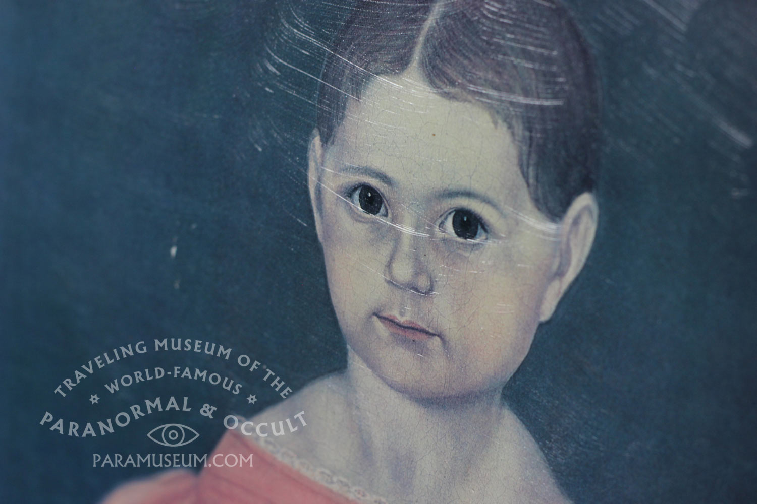 The Restless Painting - Traveling Museum of the Paranormal