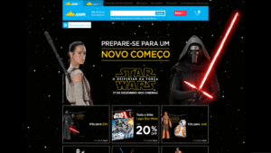 Page Submarino Star Wars