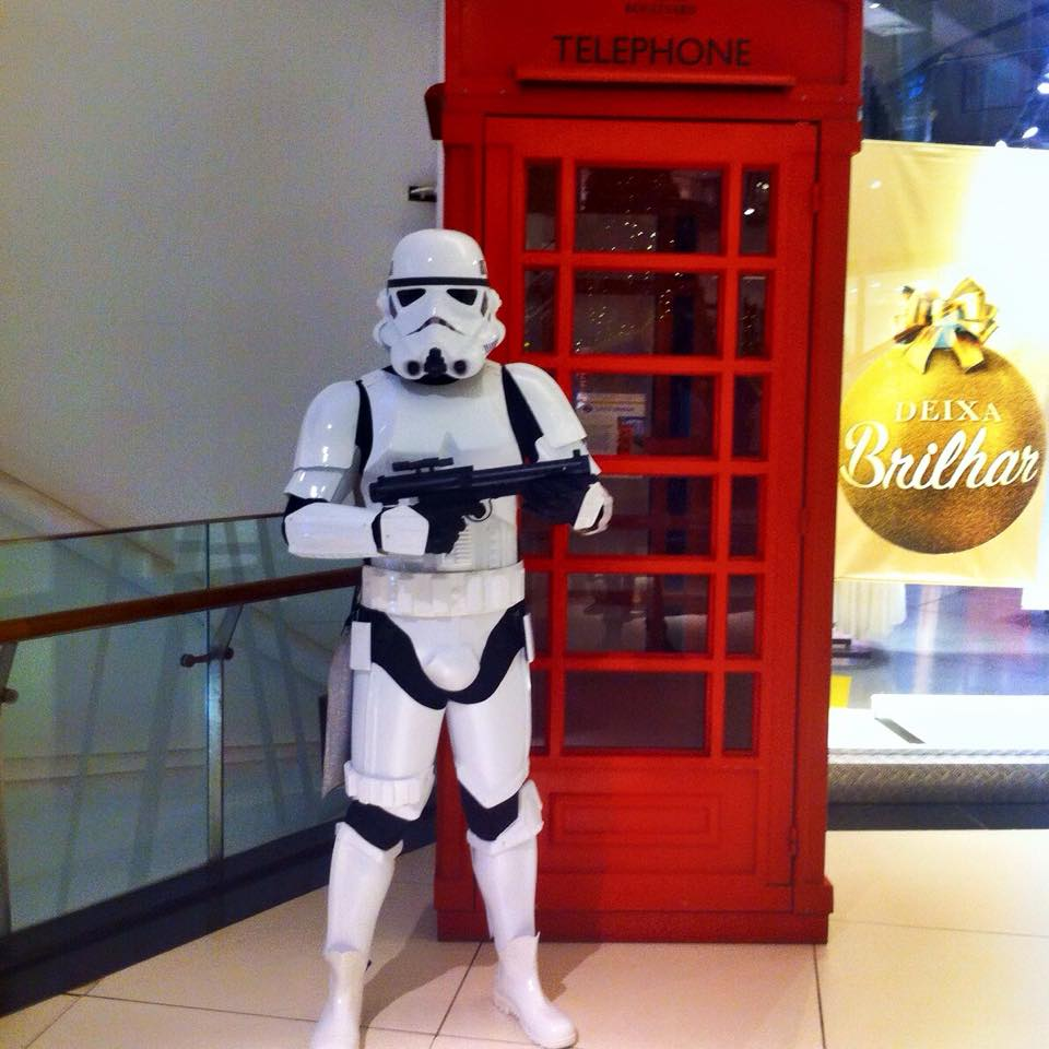 Primeiro domingo de Star Wars promete ser agitado no Boulevard Londrina Shopping