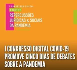 Congresso será totalmente gratuito e on-line - Foto: Divulgação