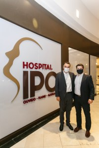 Hospital IPO inaugura unidade no Shopping Crystal