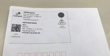 Correios modernizam envio de correspondências usando QR Code