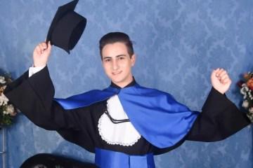 Paranaense é o mais jovem professor universitário do Brasil