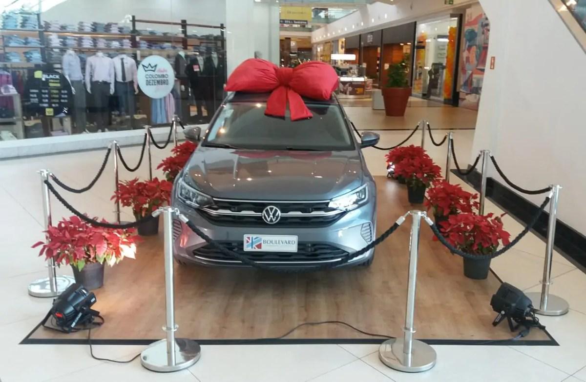 Boulevard Londrina Shopping divulga ganhador do carro 0 km da campanha de Natal