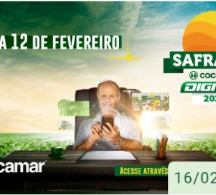 Primeira edição digital do Safratec Cocamar teve mais de 7 mil acessos/dia