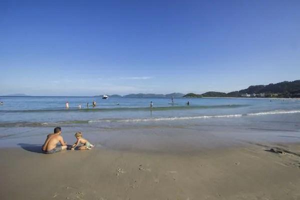 Feriadão pede praias tranquilas - Foto: Divulgação