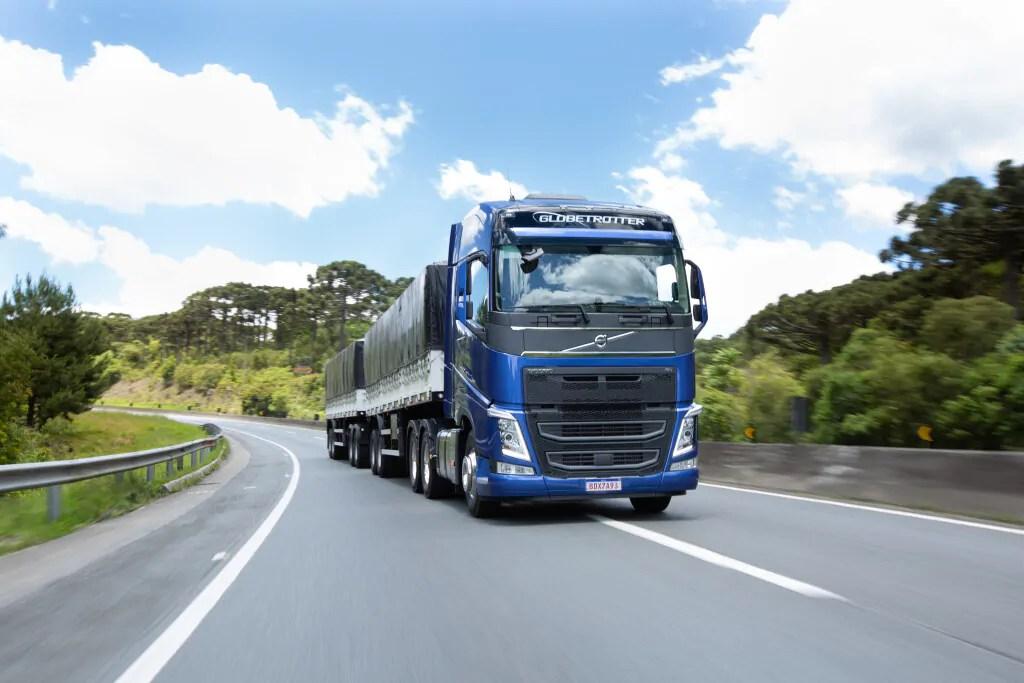 Líder da década, Volvo FH foi novamente o caminhão mais vendido do Brasil em 2020