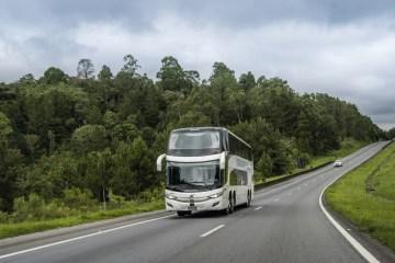 Volvo Buses cresce em fretamento no Brasil e mantém grandes entregas para o exterior