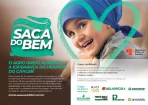 SACA DO BEM: EMPRESAS DO AGRO UNEM-SE EM CAMPANHA
