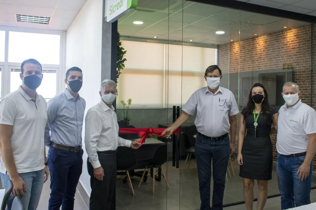 Sicredi inaugura escritório de negócios no Biopark