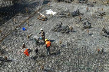 NR-18 dispõe sobre segurança e saúde no trabalho na construção civil - Foto: Pixabay