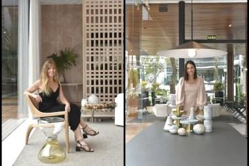 Artefacto Curitiba inaugura vitrines assinadas por Ana Letícia Virmond e Thaisa Bohrer