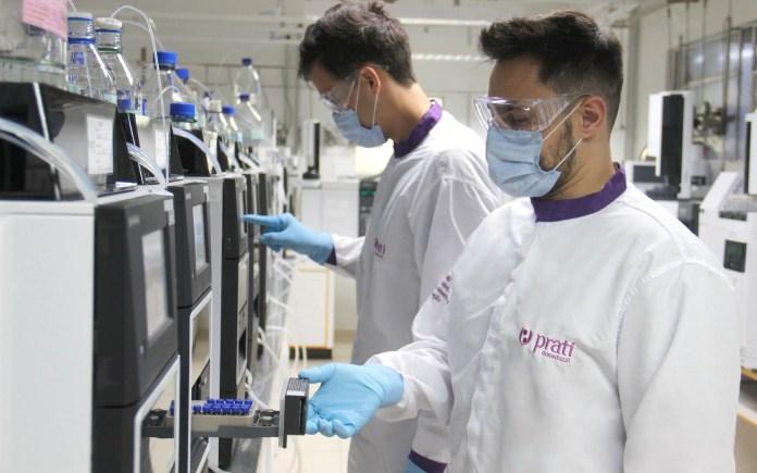 Farmacêuticos concluem residência inovadora da Prati-Donaduzzi
