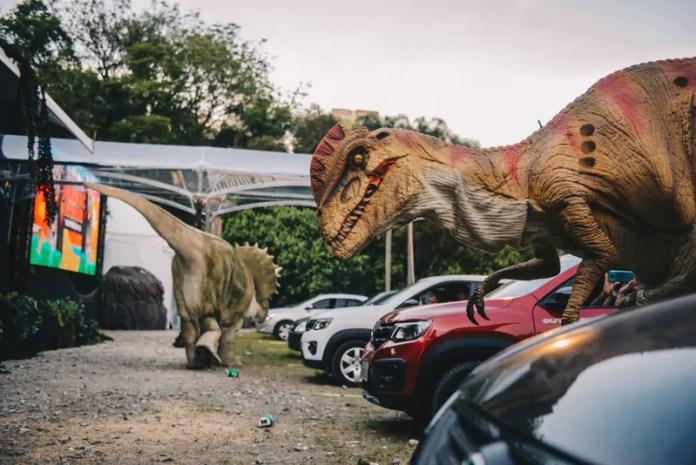 Jurassic Safari Experience chega a Curitiba com aventura inesquecível para toda a família