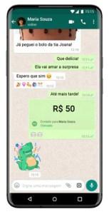 BB lança serviço de pagamentos no WhatsApp