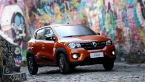 Renault Kwid é eleito o veículo com melhor revenda 2021