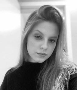 Eloise Bertolmn, graduanda em Direito - Foto: Bebel Ritzmann