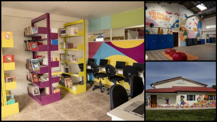 Instituto Incanto inaugura Centro Cultural para crianças e adolescentes em situação de vulnerabilidade em Curitiba