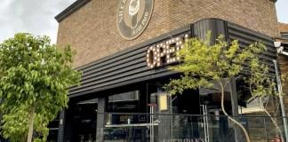 Sheridan´s Irish Pub.
