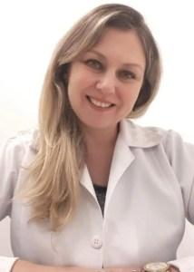 Anne Regina Guecheski Rosa, nutricionista - Foto: Divulgação