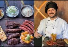 Dia dos Pais terá almoço especial com cortes nobres na OX Room Steakhouse