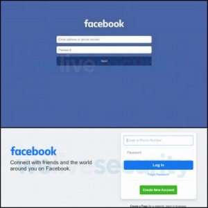 fraudes facebook