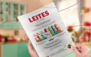 Leite Tirol é o mais consumido no Sul do Brasil, segundo pesquisa da Kantar