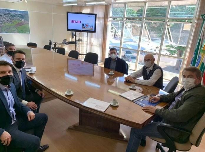 Daju anuncia a abertura de megaloja na cidade de Toledo