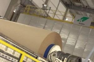 Klabin inicia operação da primeira máquina de papel do Projeto Puma II