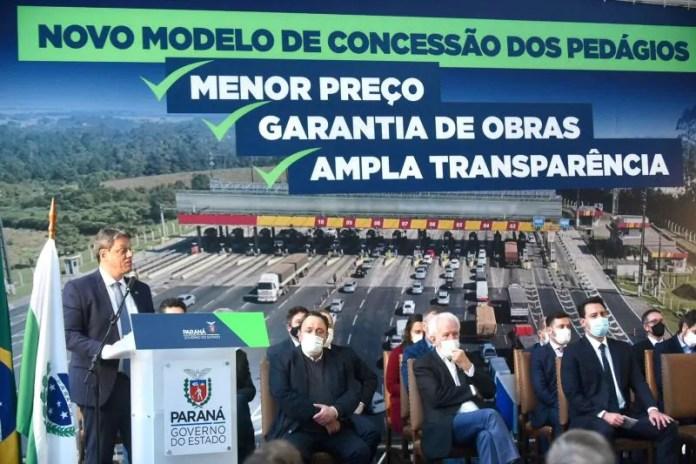 """Modelo paranaense marca """"grande esforço coletivo"""" em favor do Paraná, diz ministro"""